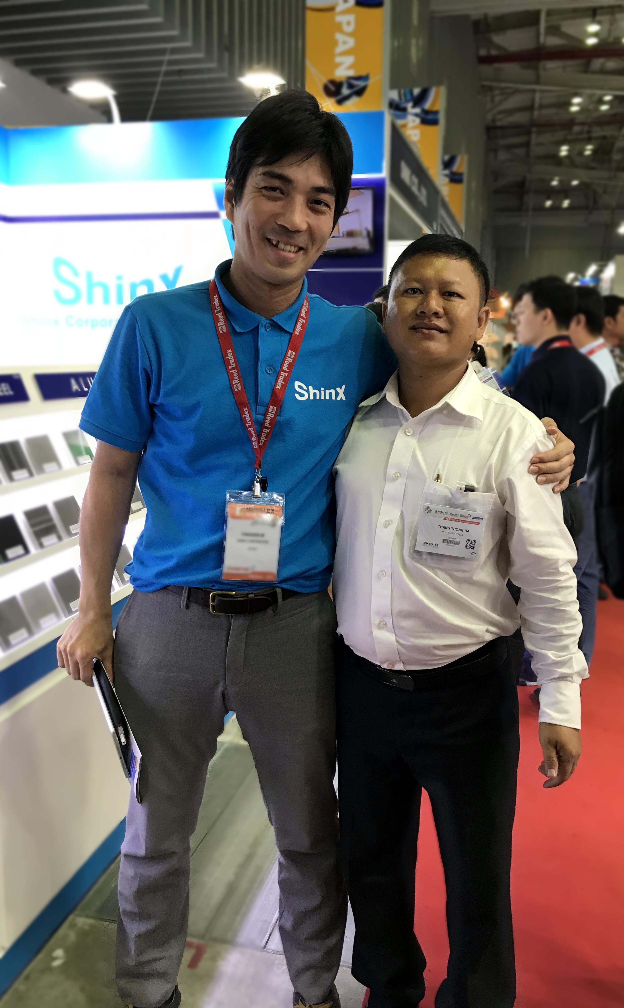Công ty TNHH công nghiệp Phú Thịnh tham dự Metalex 2018