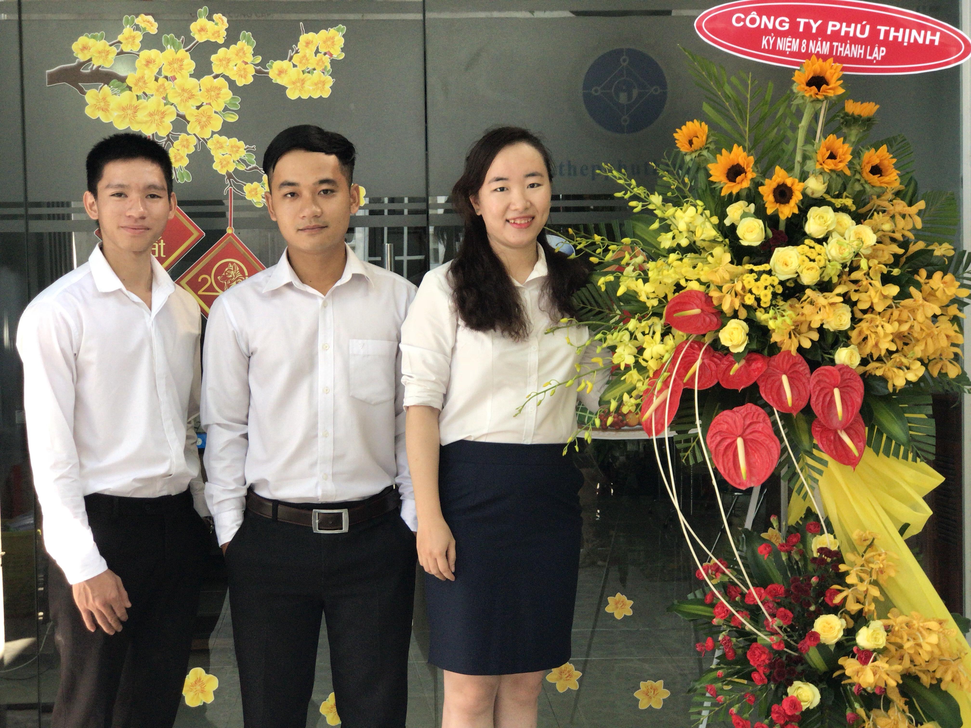 Công ty TNHH công nghiệp Phú Thịnh - Thép đặc biệt