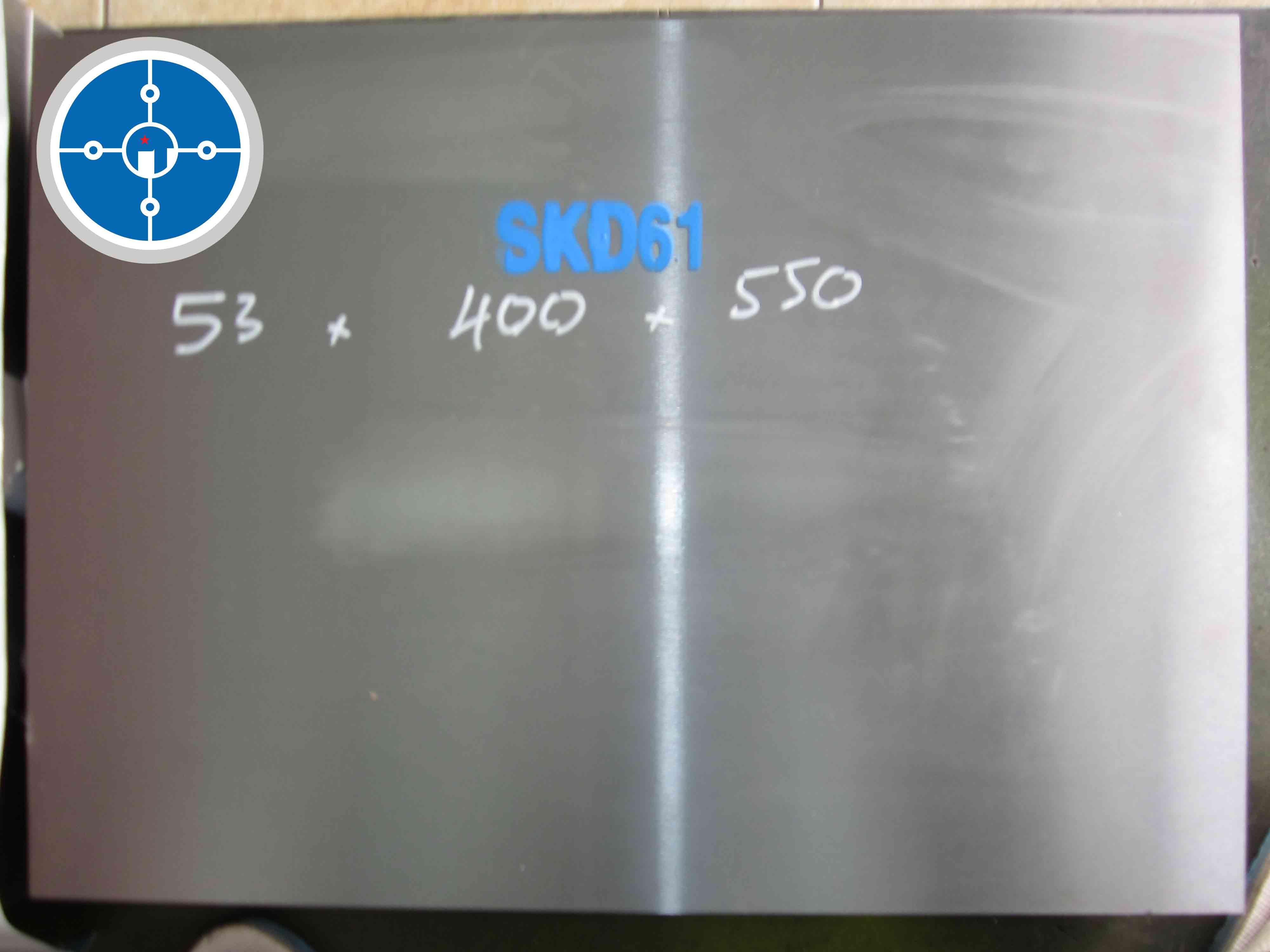 Dạng thép SKD61 tấm