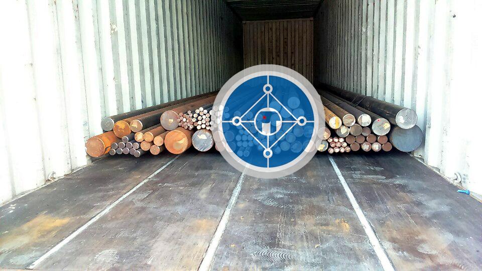 Khui container thép SCM440