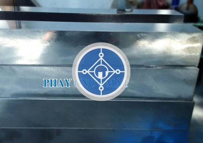 Gia công phay 6 mặt CNC