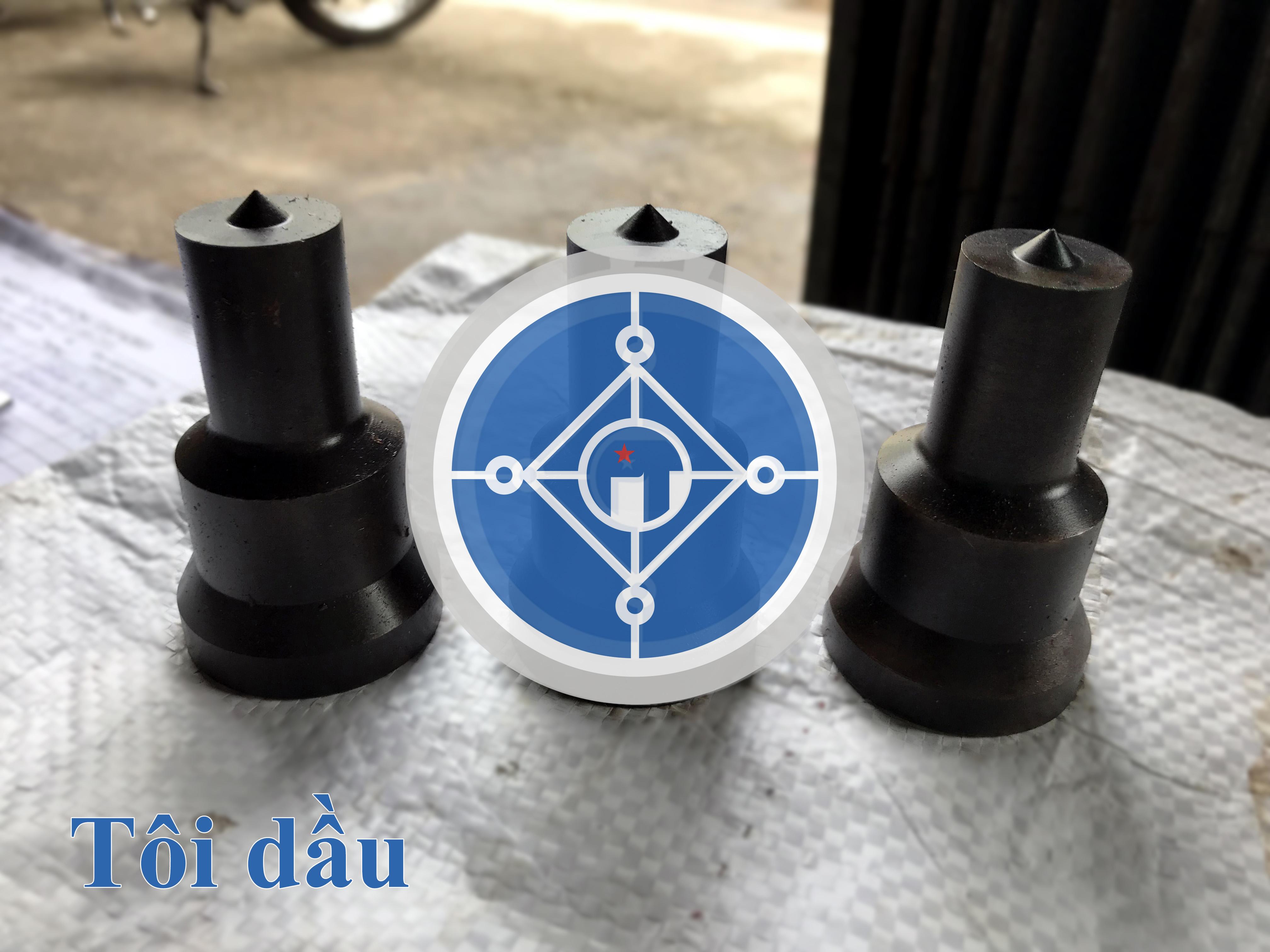 Phương pháp nhiệt luyện thép SKD11 - Tôi dầu