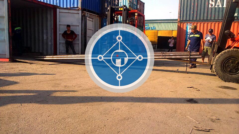 Rút ruột container thép SCM440