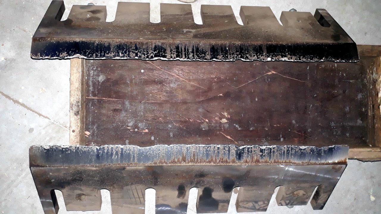 Thép S55C làm dao băm gỗ