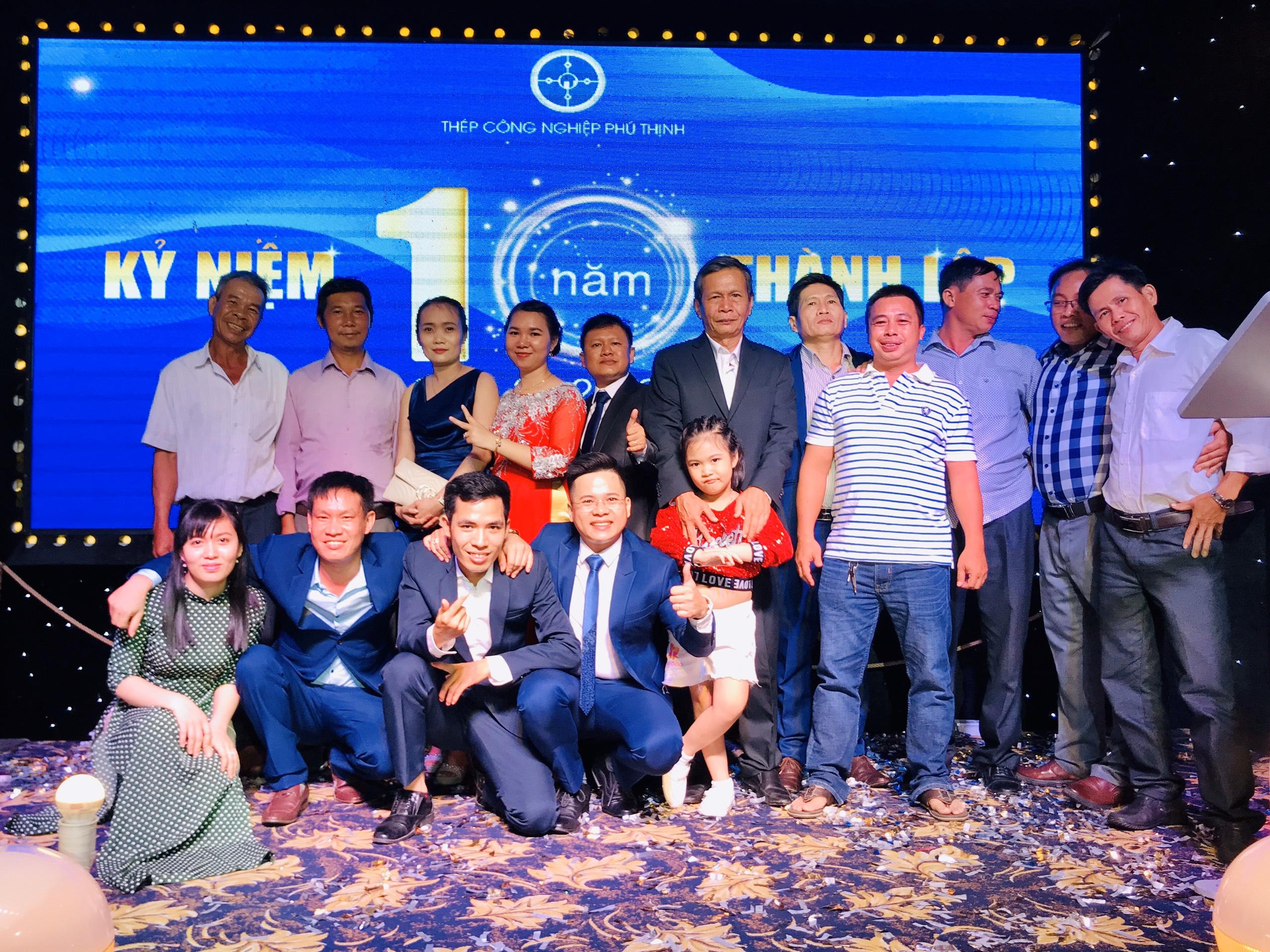 Những đối tác - người bạn thân thiết cùng nối vòng tay lớn với gia đình Thép công nghiệp Phú Thịnh