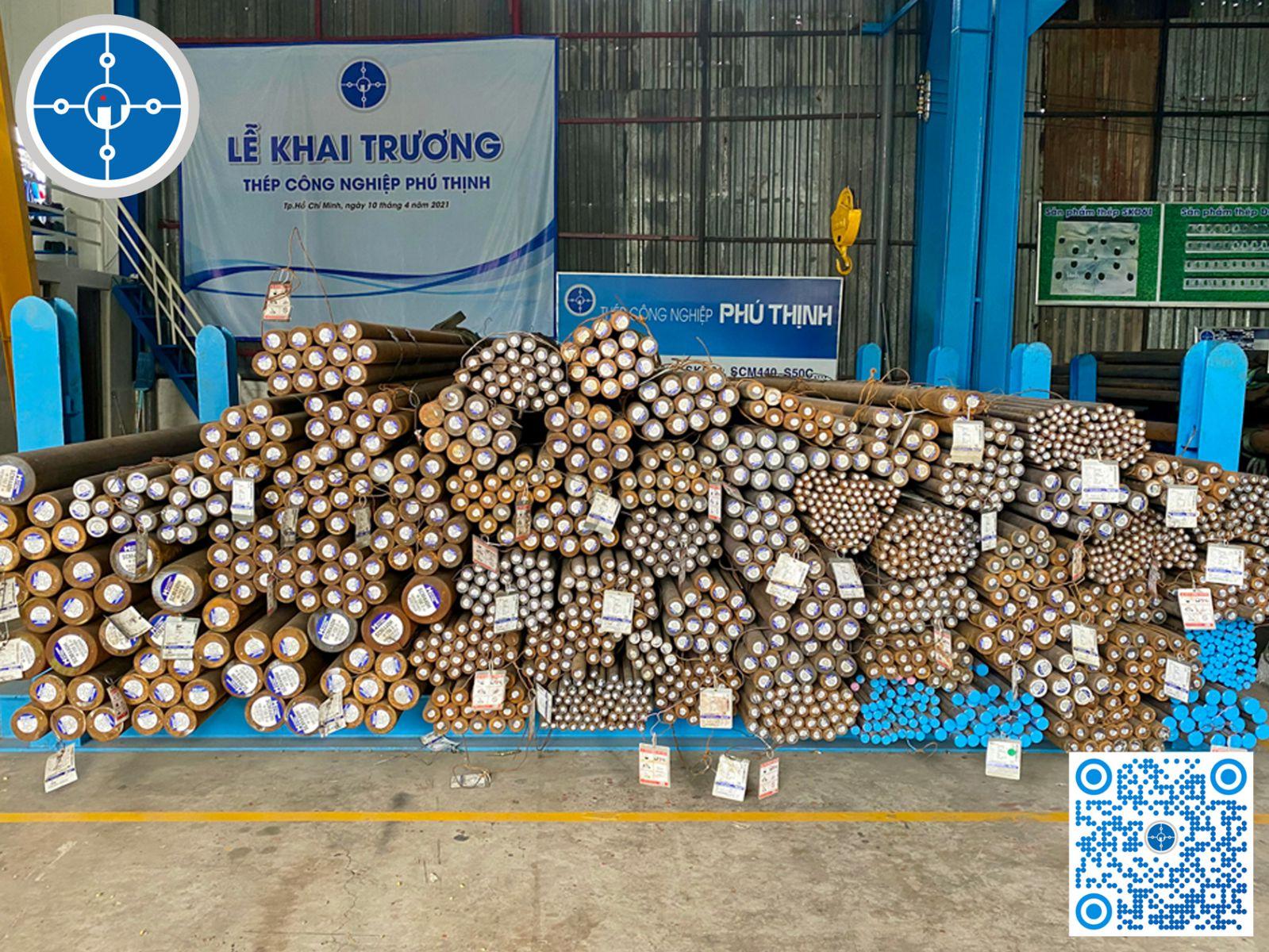 Cung cấp thép SCM440 của nhà sản xuất thép lớn thứ 2 Hàn Quốc - Hyundai Steel