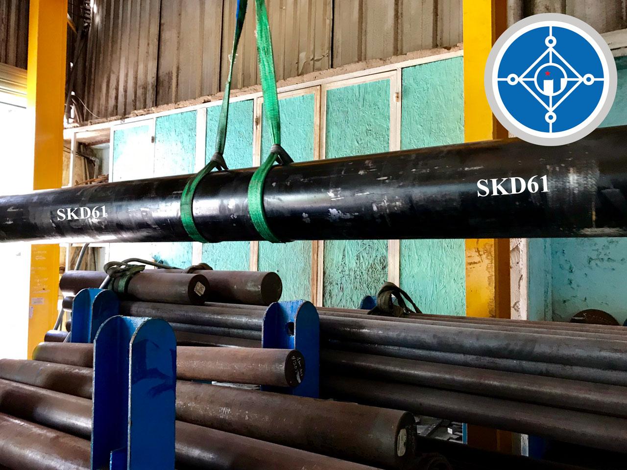 Tại sao khuôn dập nóng phải làm từ thép SKD61
