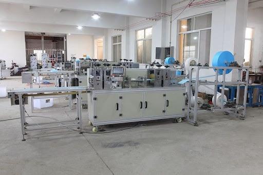 Thép dùng trong máy sản xuất khẩu trang y tế